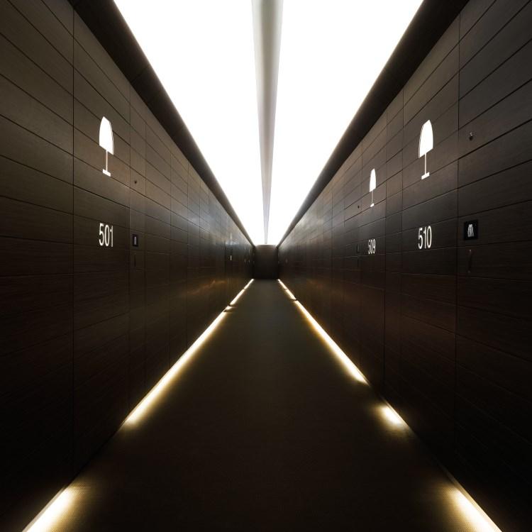 Armani Hotel Dubaï - Couloir de l'hôtel