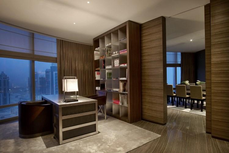 Armani Hotel Dubaï - Bureau de la Suite Dubaï