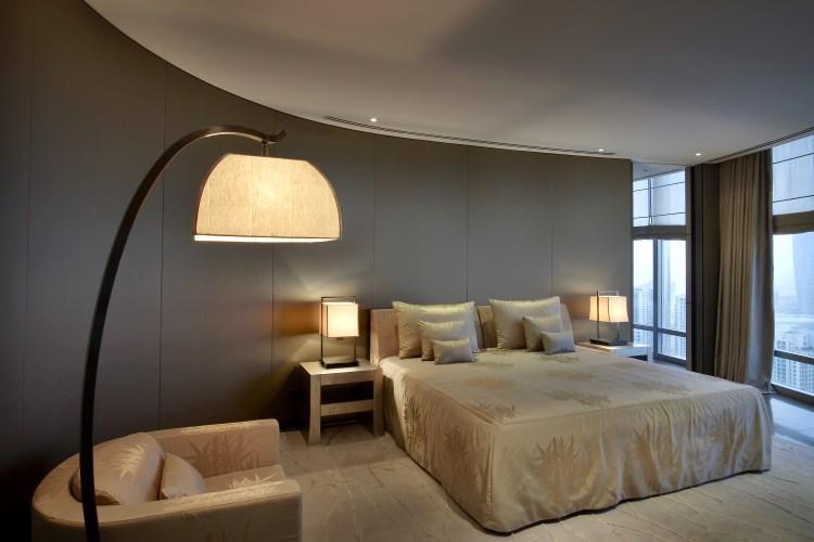 Armani Hotel Dubaï - Chambre de la Suite Dubaï
