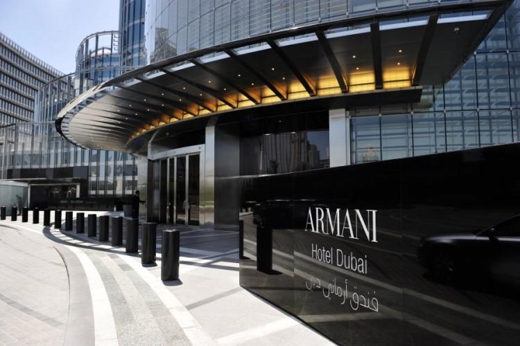 Hôtel Armani Dubaï