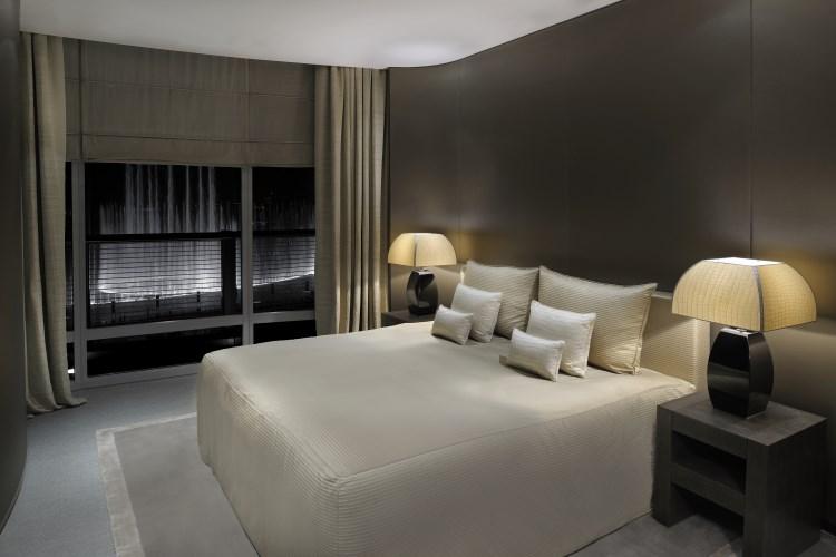 Armani Hotel Dubaï - Suite de la Fontaine