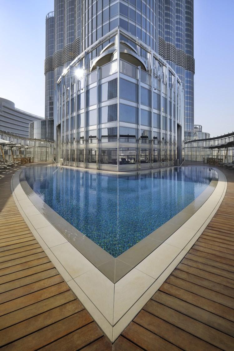Armani Hotel Dubai - Pool