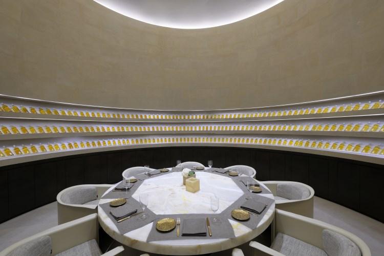 Armani Hotel Dubaï - Ristorante