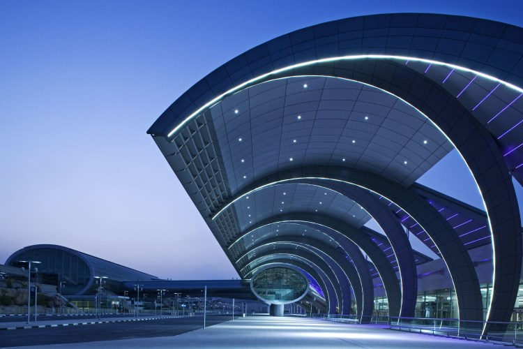 L'aéroport international de Dubaï