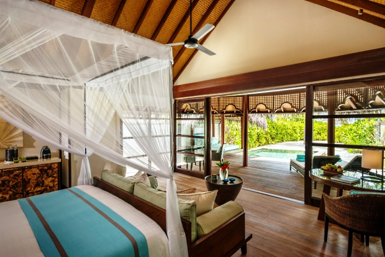 Four Seasons Kuda Huraa - Beach Bungalow with Pool