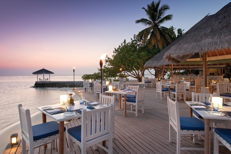Four Seasons Kuda Huraa - Reef Club