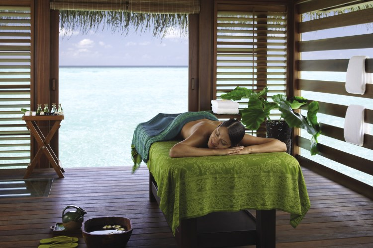 Four Seasons Kuda Huraa - Spa Pavilion