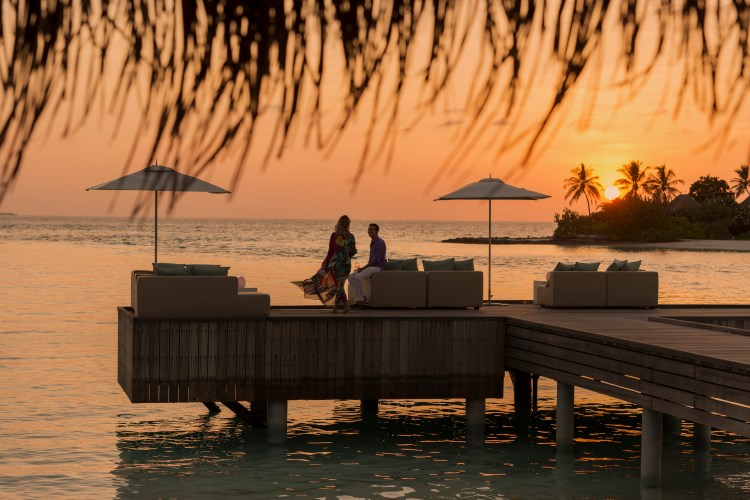 Four Seasons Kuda Huraa - Sunset