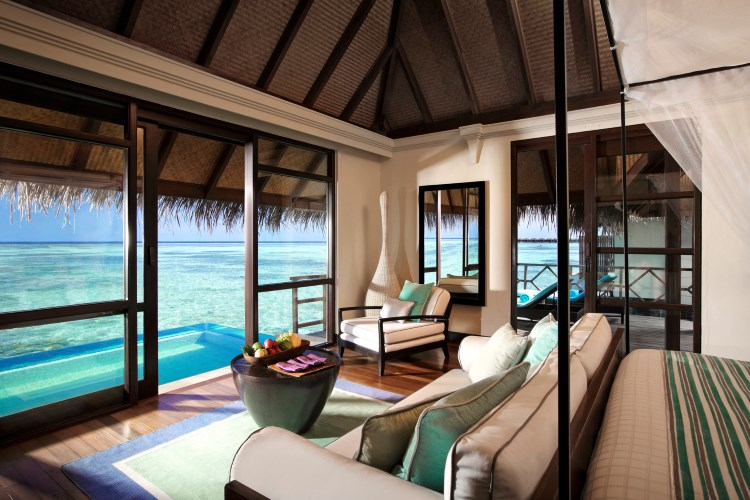 Four Seasons Kuda Huraa - Water Bungalow with Pool