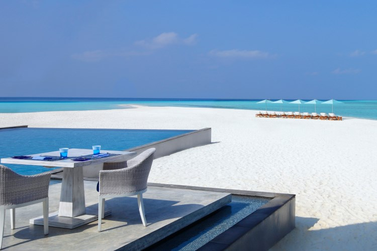 Four Seasons Landaa Giraavaru - Blu beach