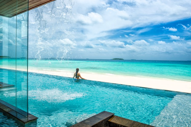 Four Seasons Landaa Giraavaru - Private pool