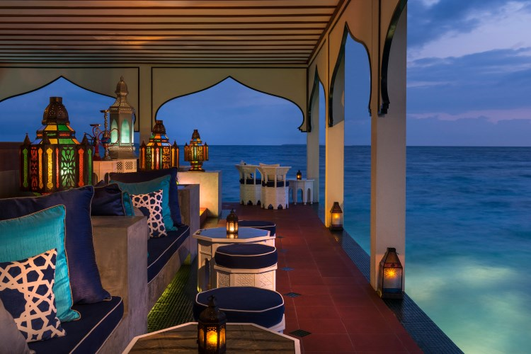 Four Seasons Landaa Giraavaru - Shisha Bar
