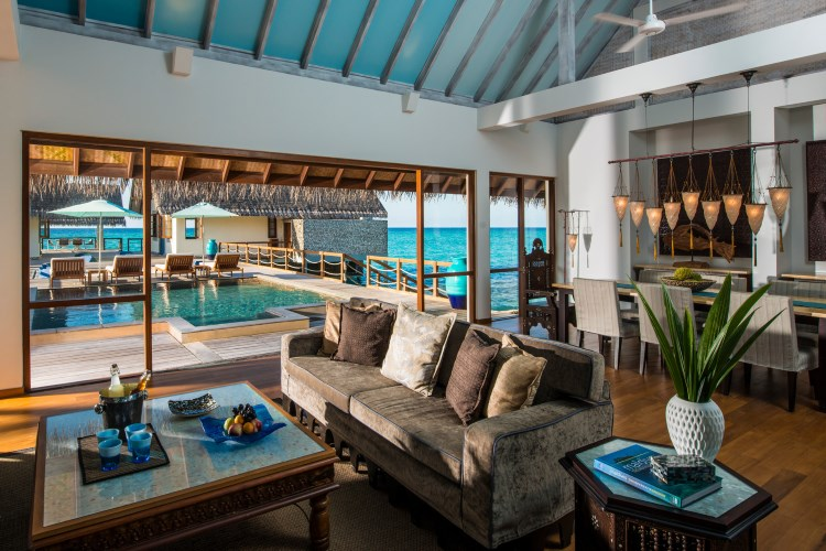 Four Seasons Landaa Giraavaru - Two bedroom land and ocean suite