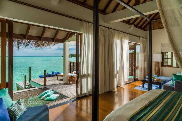 Four Seasons Landaa Giraavaru - Water villa