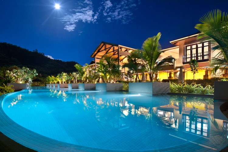 Kempinski Seychelles - Olympic Swimming Pool