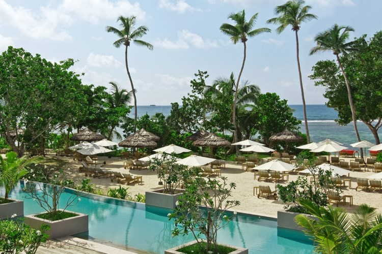 Kempinski Seychelles - Pool and Private Beach