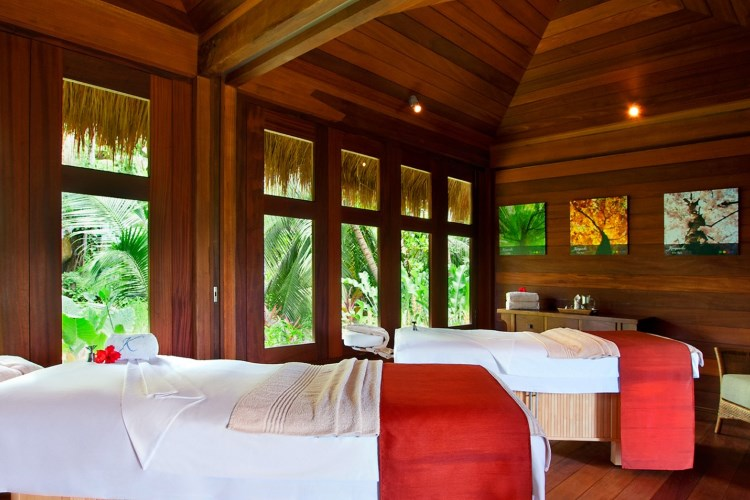 Kempinski Seychelles - The Spa Couples Suite