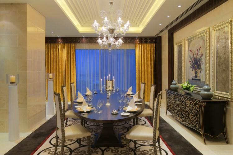 Raffles Dubai - Ambassador Suite