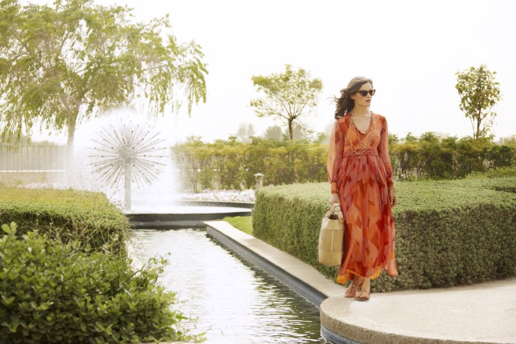 Raffles Dubaï - Les jardins botaniques