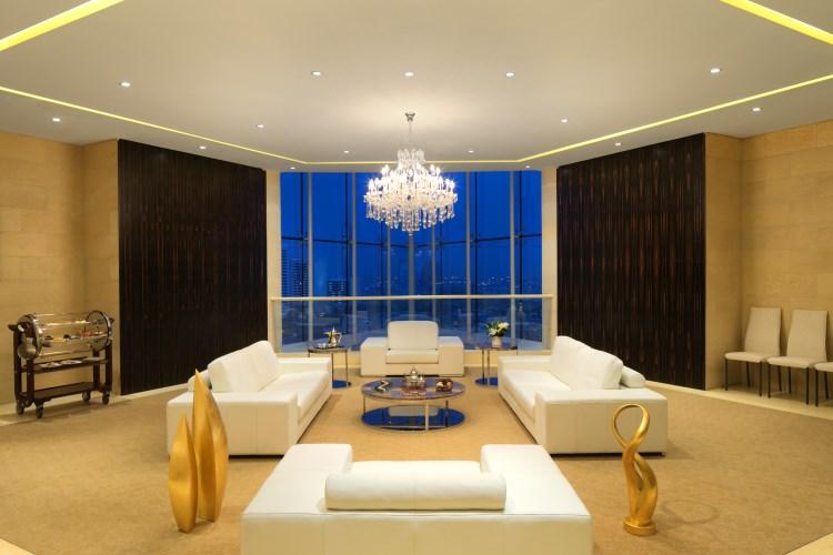 Raffles Dubaï - Etage Dubaï