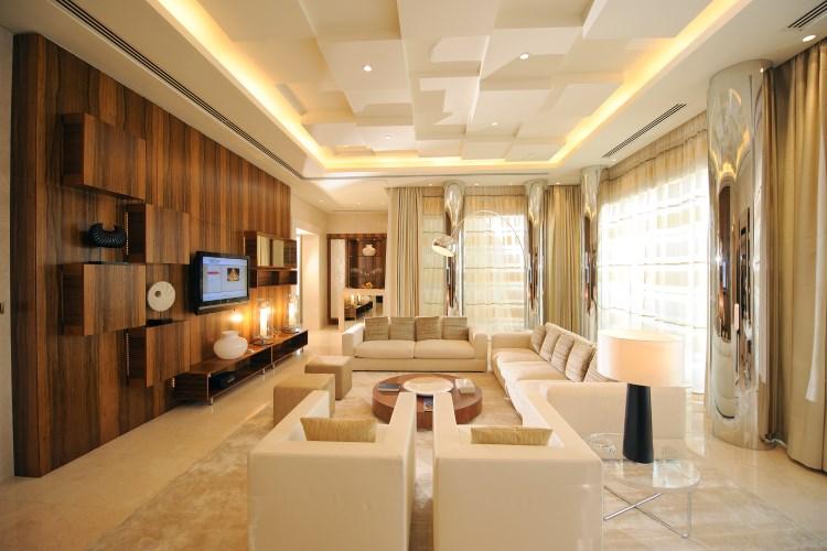 Raffles Dubaï - Salon de la Suite Présidentielle - Air