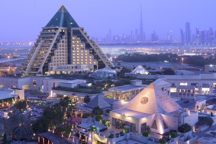 Raffles Dubaï - Hôtel