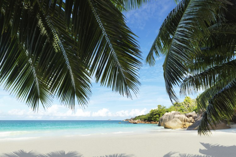 Raffles Praslin - Anse Lazio Beach