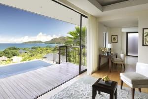Pool Villa vue océan