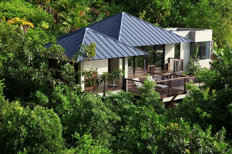 Raffles Praslin - Pool Villa