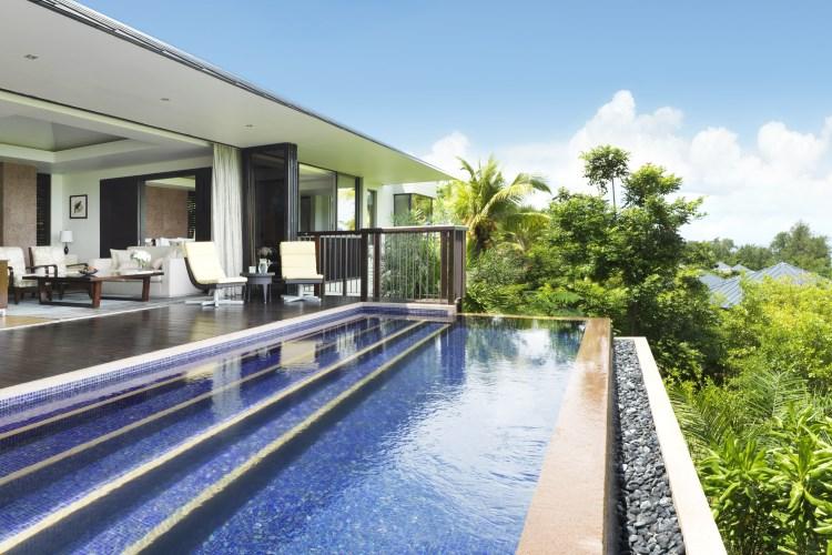 Raffles Praslin - Royal Ocean View Villa