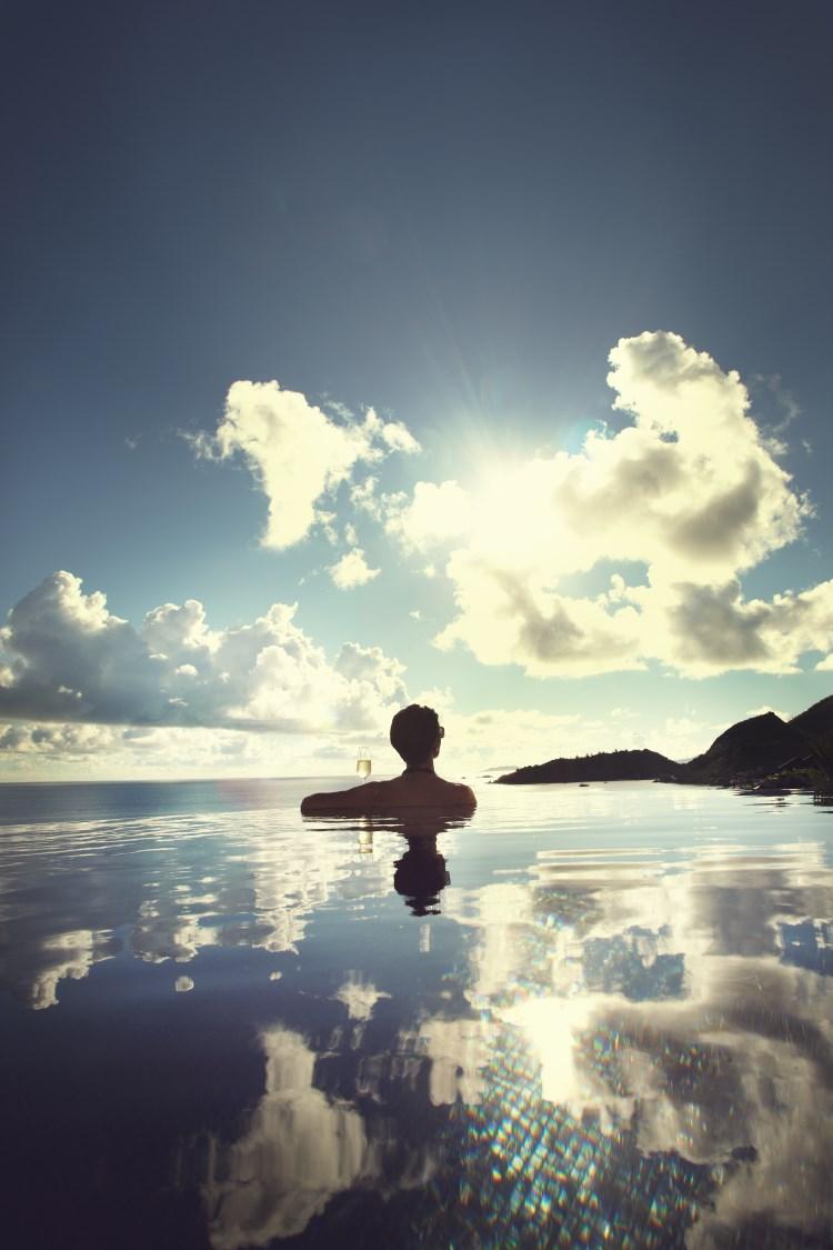 Raffles Praslin - Villa Plunge Pool