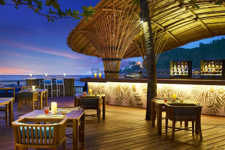 Sheraton Samui Resort - Le bar Blue Monkey