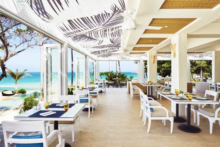 Sheraton Samui Resort - Le restaurant Long Talay
