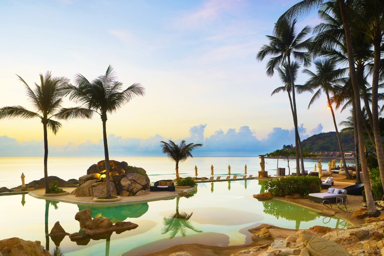 Sheraton Samui Resort - Piscine