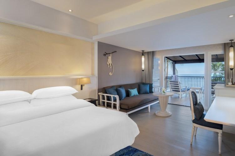 Sheraton Samui Resort - Premium Ocean Room