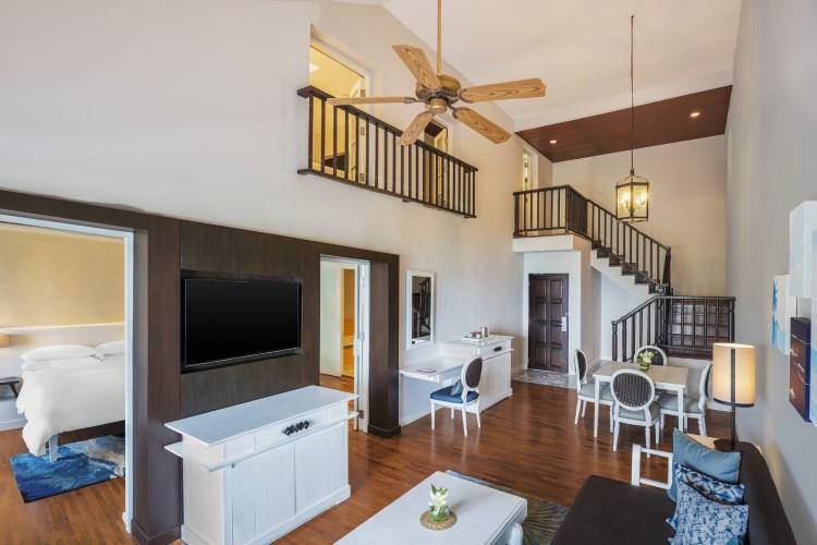 Sheraton Samui Resort - Two bedrooms Suite