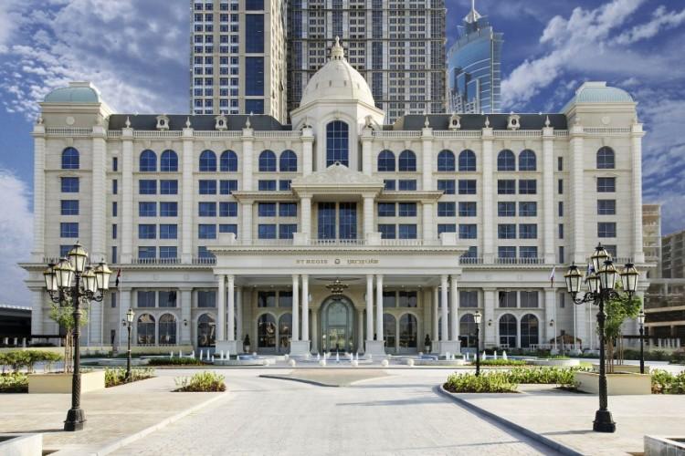The St Regis Dubai