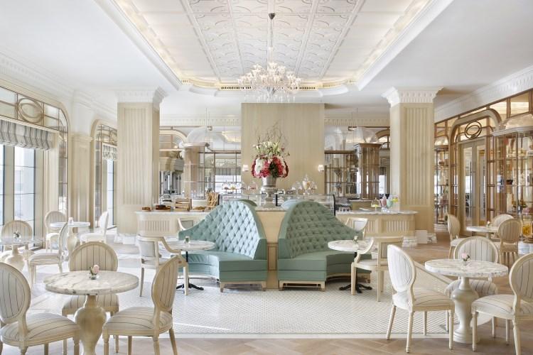 St Regis Dubai - Brasserie Quartier - Patisserie