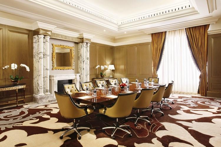 St Regis Dubai - Caroline Astor Boardroom
