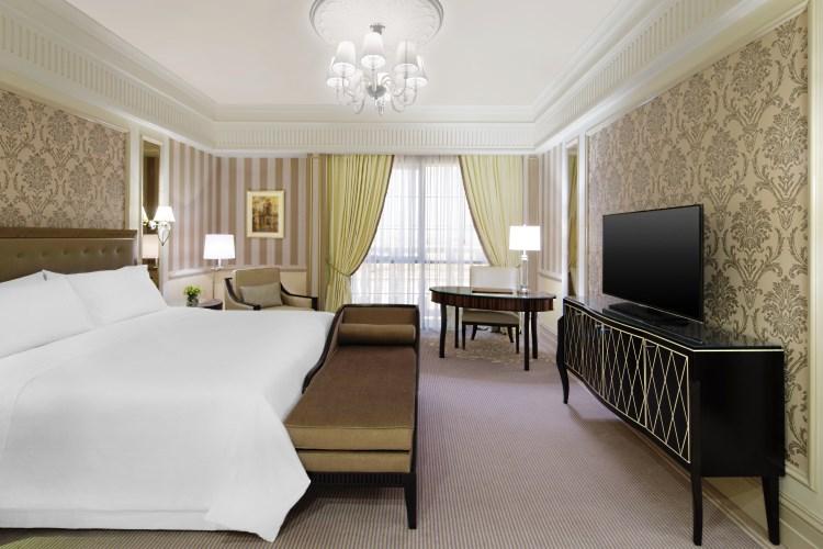 St Regis Dubai - Deluxe Room