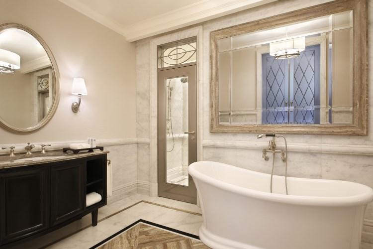 St Regis Dubai - Empire Suite - Bathroom