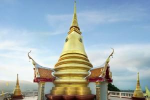Wat Khao Hua Jook Temple