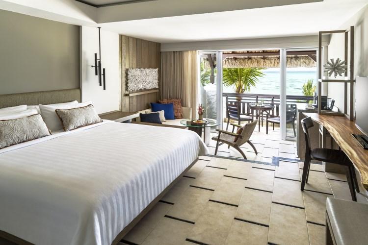 Shangri-La Île Maurice - Chambre Deluxe vue Océan - Aîle Coral
