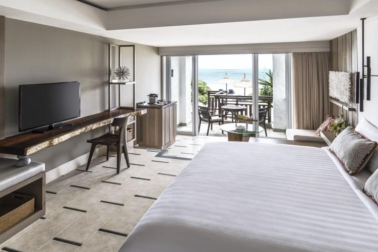 Shangri-La Île Maurice - Chambre Deluxe avec accès plage