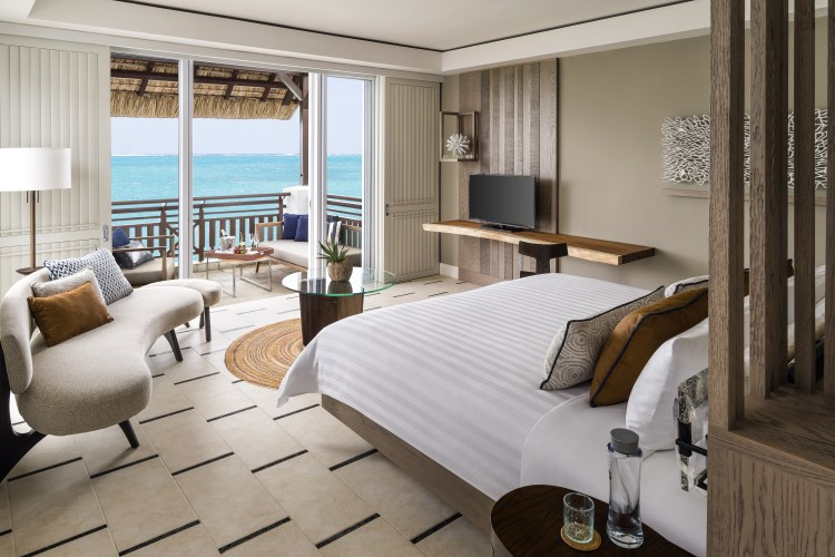 Shangri-La Mauritius - Junior Suite with Ocean View - Frangipani Wing
