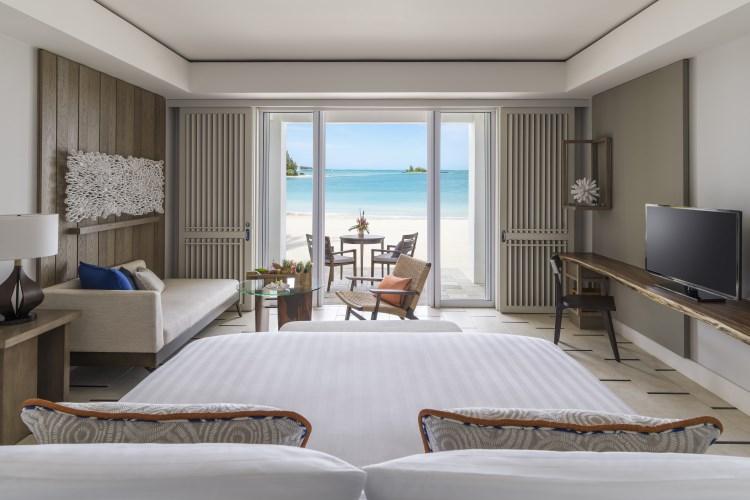 Shangri-La Île Maurice - Junior Suite avec accès plage - Aîle Hibiscus