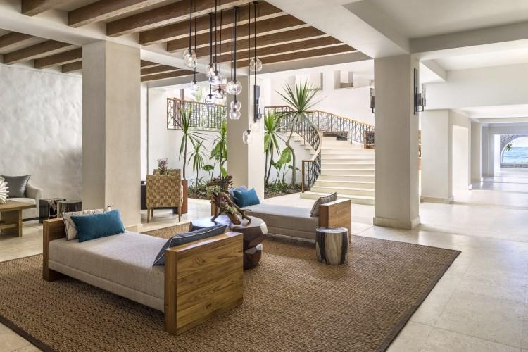 Shangri-La Mauritius - Lobby