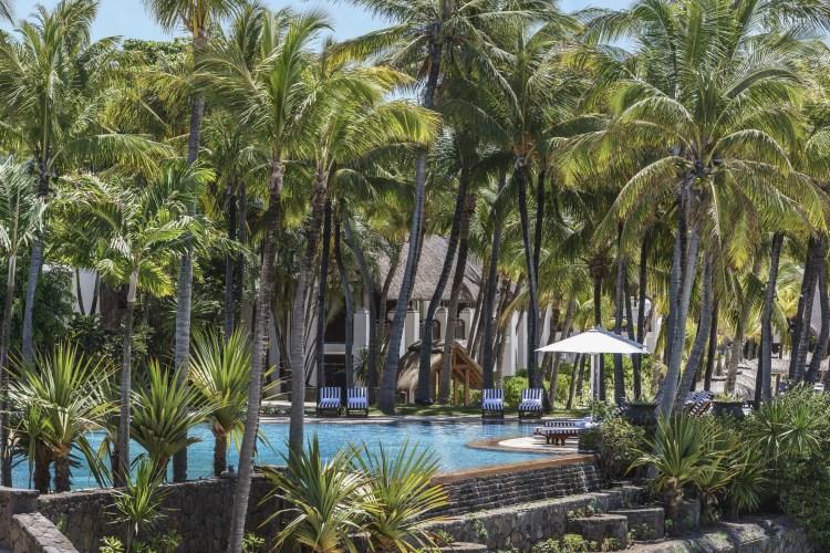 Shangri-La Île Maurice - La piscine