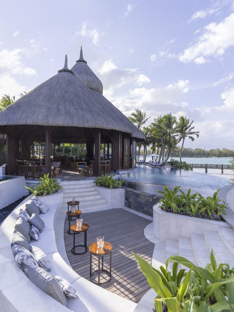 Shangri-La Île Maurice - Le Bar Sega