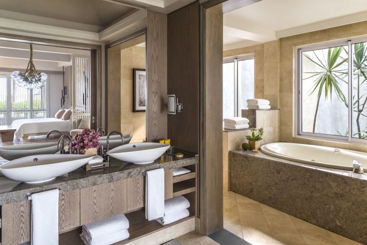 Shangri-La Mauritius - Shangri-La Suite Bathroom